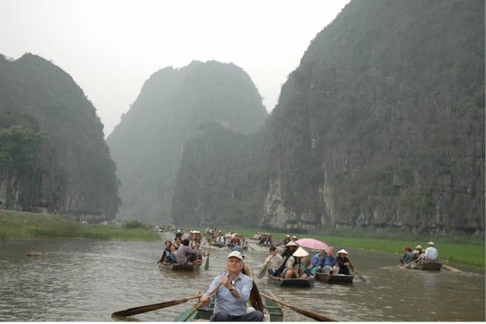 chinh thuc khai hoi chua huong