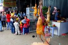 Hội chùa Hương: Sẽ không có chuyện treo móc thịt thú rừng