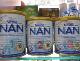 Công bố trần giá sữa Nestle và Dutch Lady