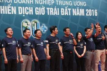 doan khoi doanh nghiep trung uong huong ung gio trai dat 2016