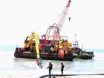 Đưa điện ra đảo Cù Lao Chàm: Phát triển kinh tế biển đảo