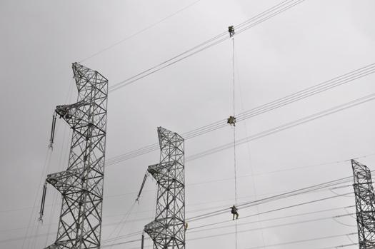Đóng điện đường dây 500kV Vũng Áng - rẽ Hà Tĩnh, Đà Nẵng
