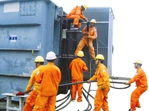 Điện lực Trà Vinh chủ động giải pháp cấp điện mùa khô