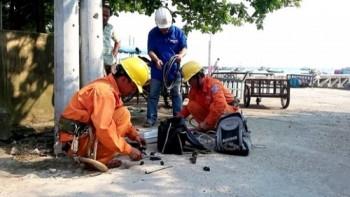Đảo Cù Lao Chàm chính thức được cấp điện 24/24h
