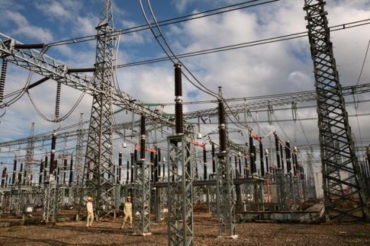 Trạm 500 kV Pleiku - điểm sáng trên Tây Nguyên