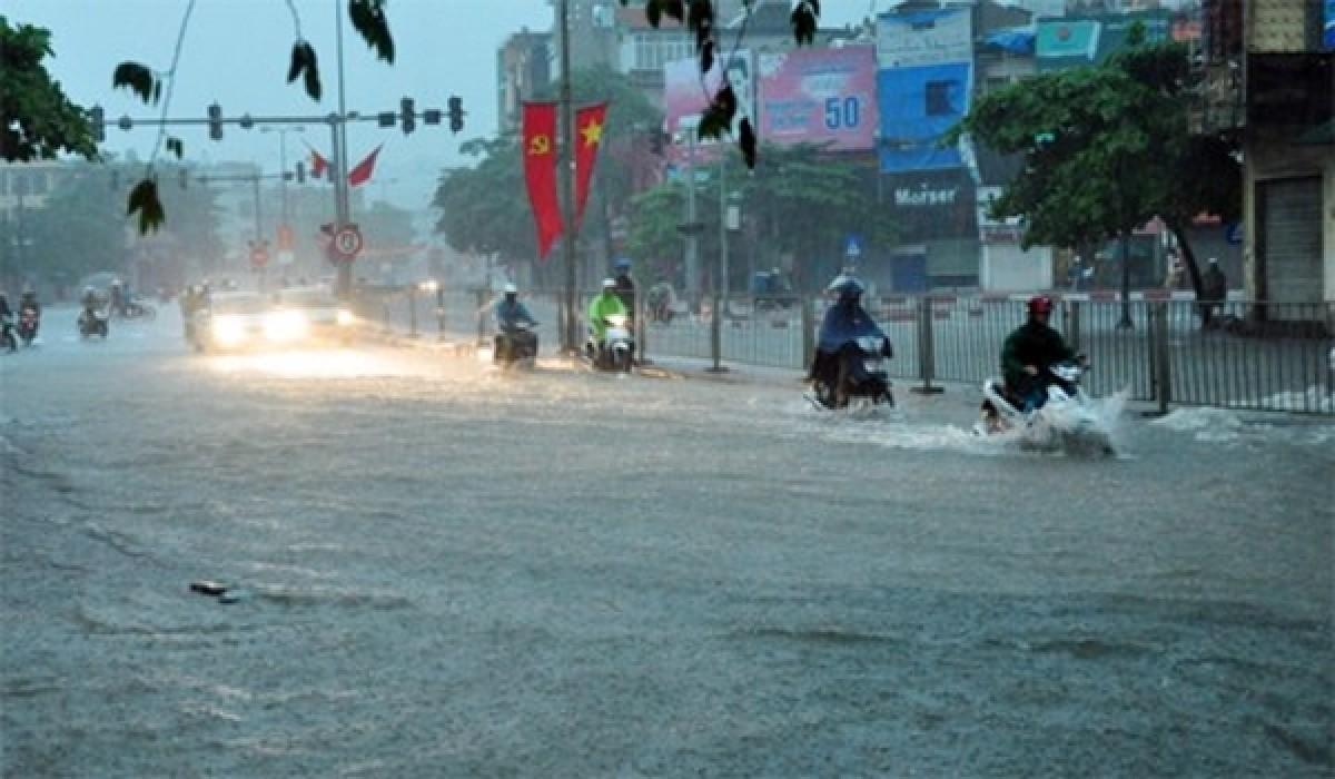 1,2 vạn khách hàng mất điện do mưa lũ, ngập úng và sạt lở