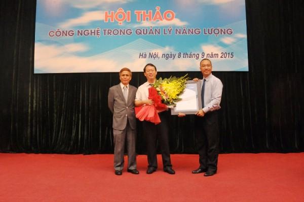 EVNHANOI nhận Chứng chỉ Quản lý năng lượng ISO 50001:2011
