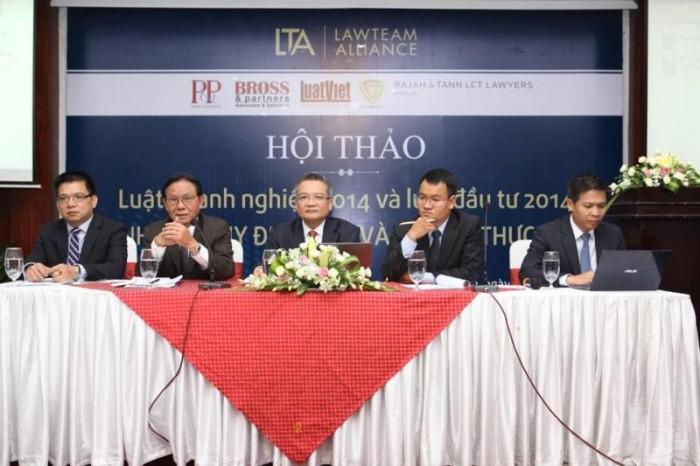 Vấn đề thực thi Luật Doanh nghiệp và Luật Đầu tư 2014