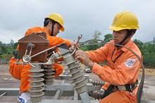 Sản lượng điện toàn hệ thống đạt 136,25 tỉ kWh