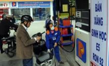 Hà Nội: Ít nhất 50% cây xăng phải bán E5