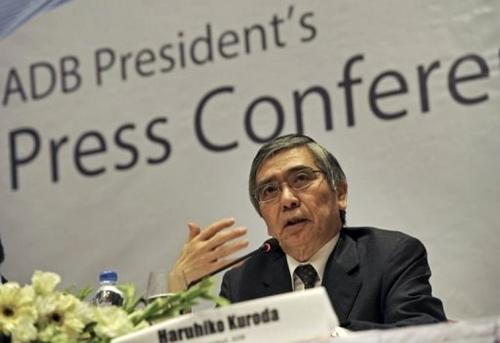 Chủ tịch Ngân hàng Phát triển Châu Á từ nhiệm