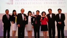 BIDV nhận giải thưởng ngân hàng bán lẻ tốt nhất Việt Nam 2015
