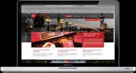 Givral Café ra mắt website chính thức
