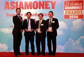 BIDV nhận giải thưởng do Asiamoney trao tặng