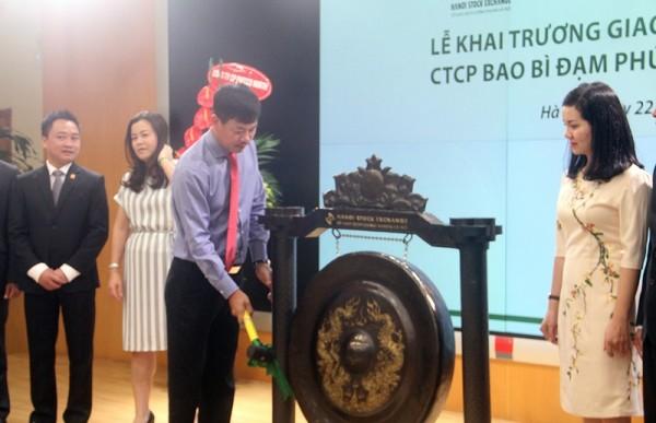 pvfcco packaging niem yet tren san chung khoan hnx