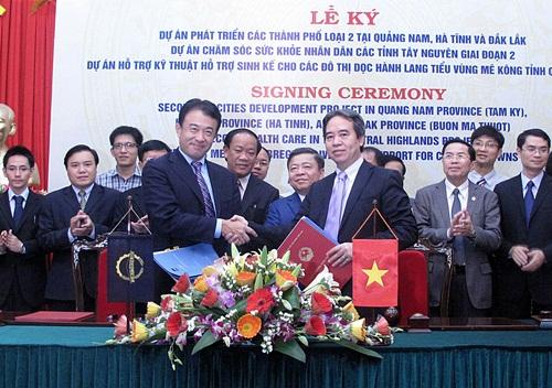 ADB giúp Việt Nam cải thiện hạ tầng đô thị
