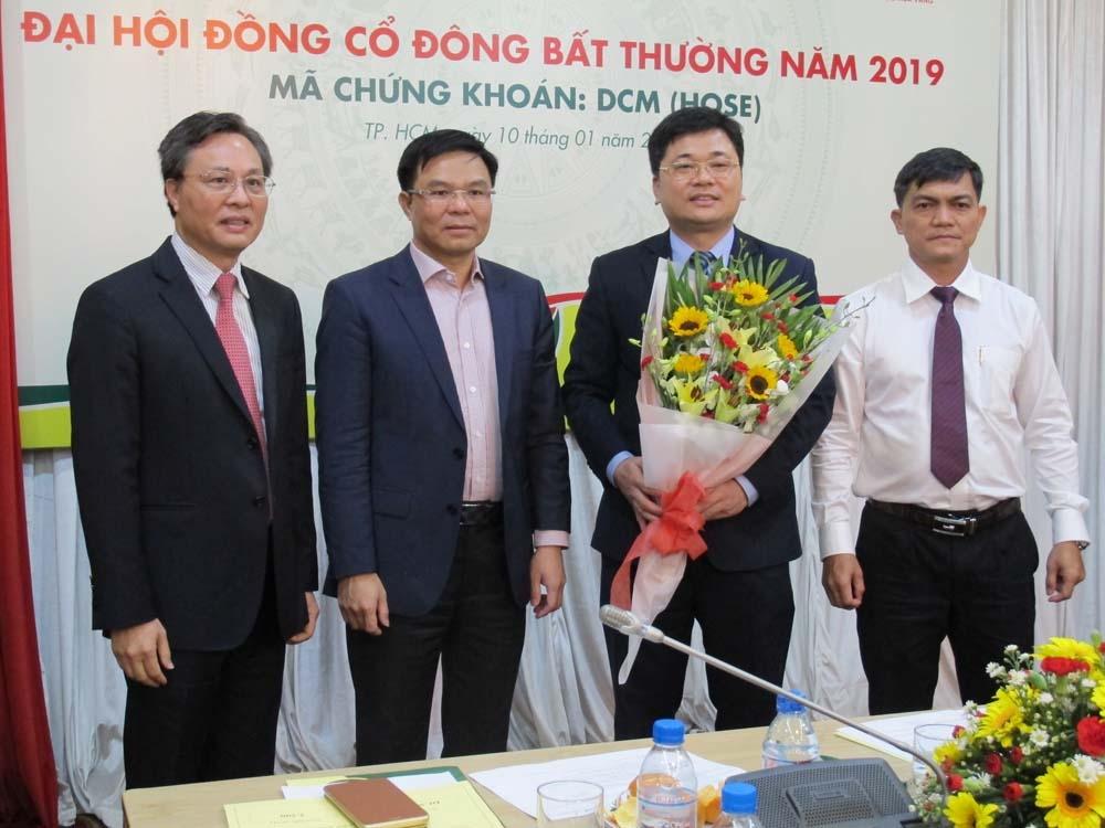 Ông Trần Ngọc Nguyên được bầu làm Chủ tịch HĐQT PVCFC