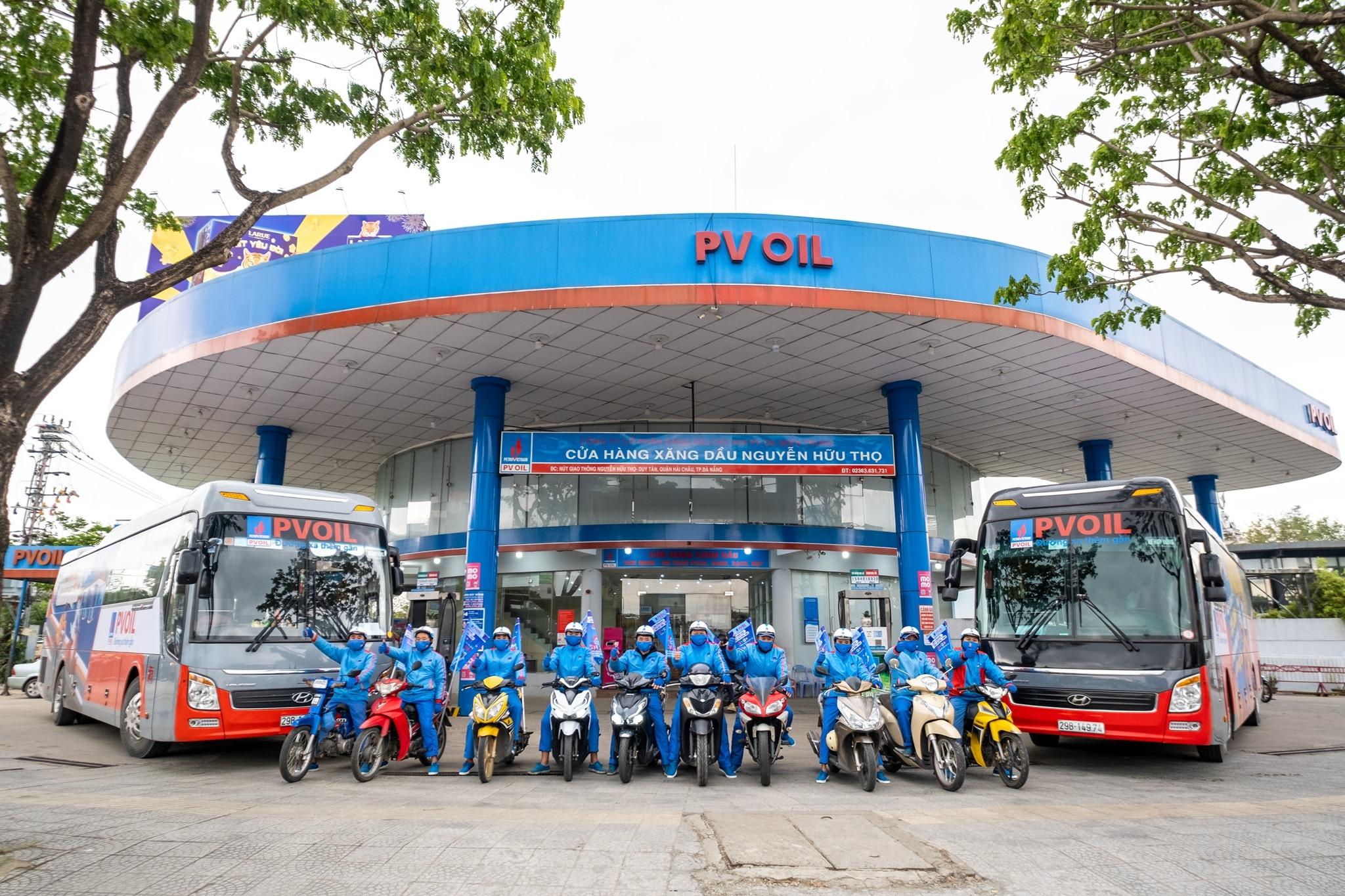 Cửa hàng xăng dầu Nguyễn hữu thọ đà nẵng