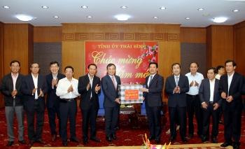 PV GAS cam kết phối hợp cùng phát triển với tỉnh Thái Bình