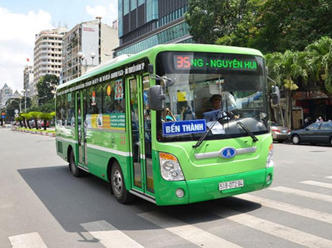 TP HCM: Phát triển hệ thống thanh toán tự động cho vận tải hành khách công cộng