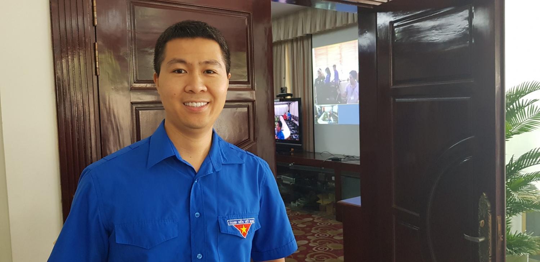 Đồng chí Nguyễn Hoàng Anh