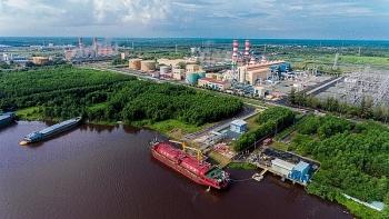 Tổ hợp công nghiệp Khí - Điện - Đạm là điển hình của tỉnh Cà Mau
