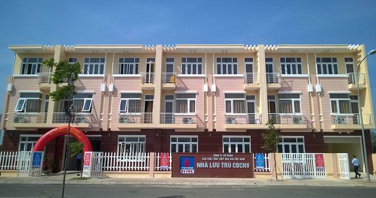 PVPIPE khánh thành Khu nhà lưu trú cho người lao động