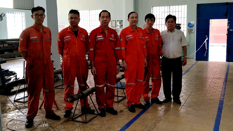 Những bước đưa công nghệ địa vật lý Việt Nam vươn tầm thế giới