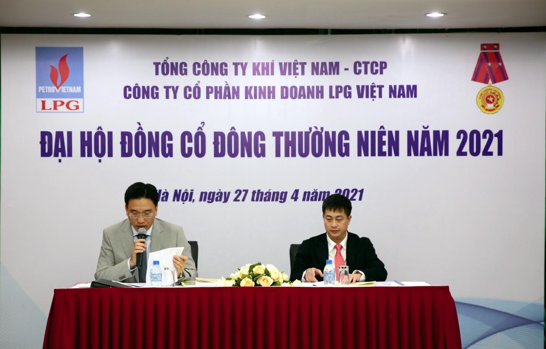 ĐHĐCĐ PV GAS LPG: Tăng tốc chiếm lĩnh thị trường LPG ở các tỉnh phía Nam