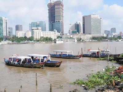 Sài Gòn hết vùng nước sạch