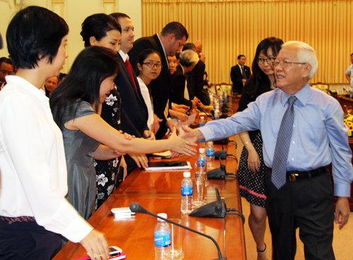 TP HCM cam kết bảo đảm an toàn cho nhà đầu tư nước ngoài