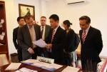 Đại sứ Pháp nhấn mạnh việc hợp tác du lịch với Vietravel