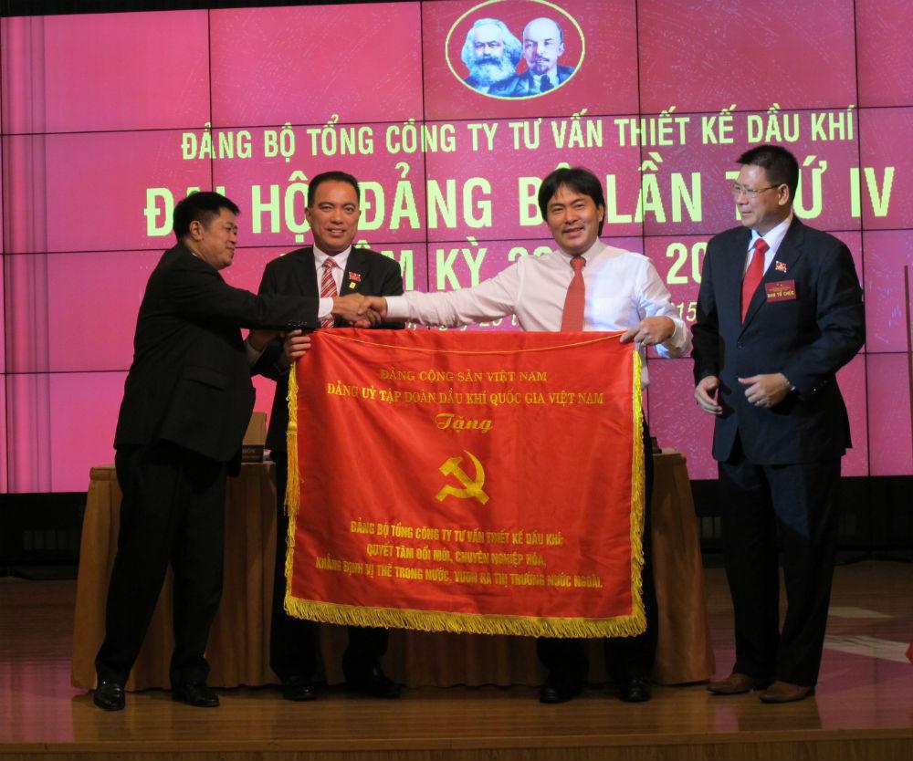PVE Đại hội Đảng bộ lần thứ IV nhiệm kỳ 2015-2020
