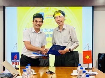 PSI đẩy mạnh hợp tác với các chuyên gia kinh tế