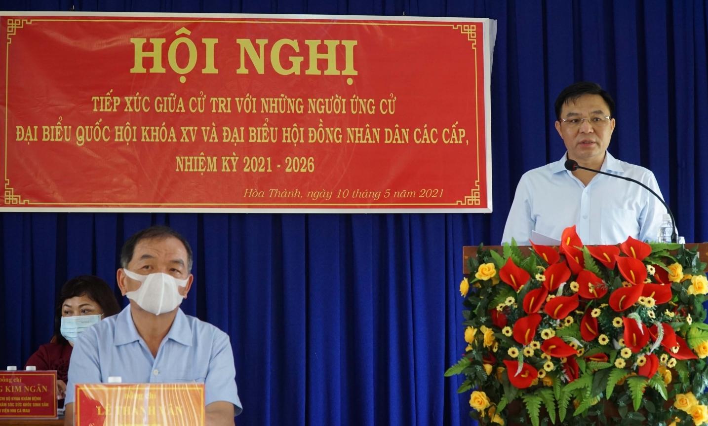 Cử tri đặt niềm tin, kỳ vọng vào Chương trình hành động của Tổng Giám đốc Tập đoàn Dầu khí Việt Nam