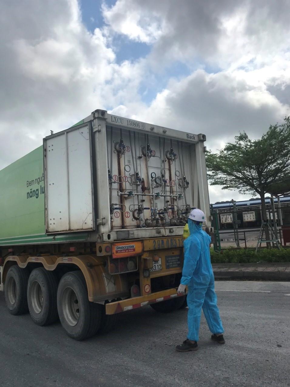 CNG Vietnam tăng cường phòng chống dịch COVID -19 trước làn sóng lần thứ 4 trong nước