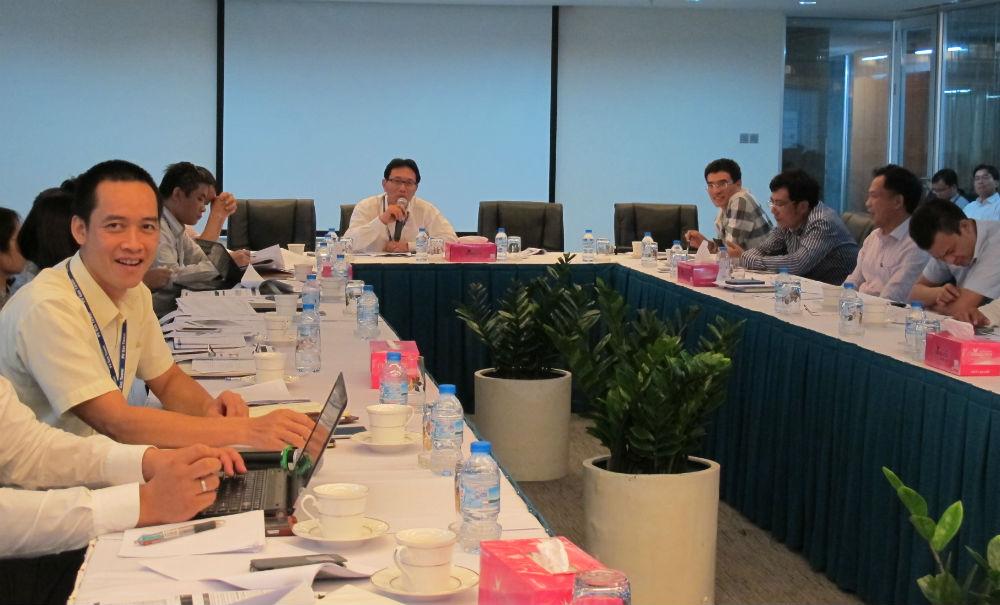 Phát triển hạ tầng công nghiệp khí khu vực Đông Nam Bộ