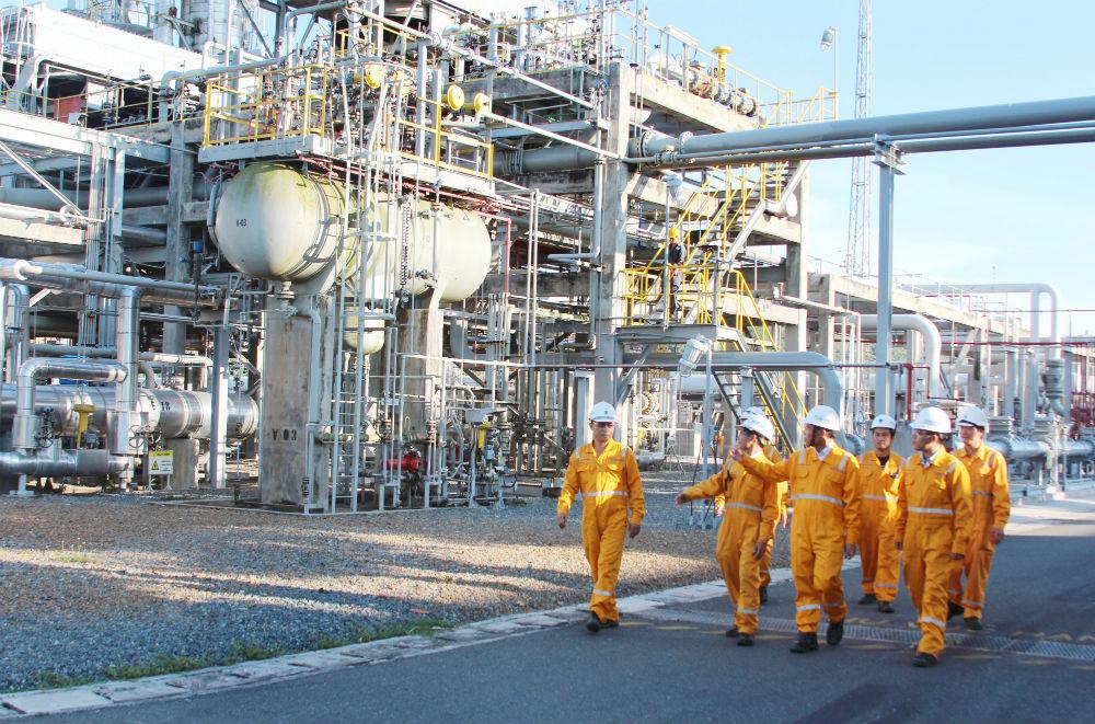 PV GAS tăng cường công tác đảm bảo an toàn