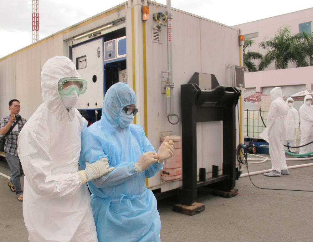 Bệnh nhân nghi nhiễm ở Khánh Hòa âm tính với MERS – CoV