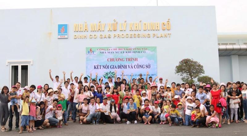 PV GAS tổ chức nhiều hoạt động chào mừng Ngày Gia đình Việt Nam