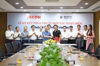 FECON và ĐUA FAT hợp tác toàn diện: Động lực để làm lớn