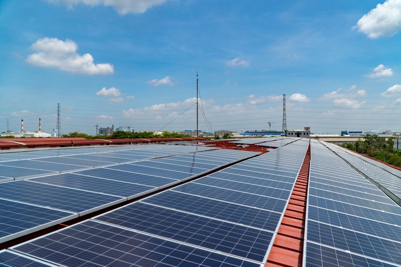 solar esco phat trien du an dien mat troi tai nha may tonghong tannery viet nam