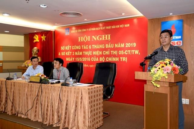6 thang dau nam 2019 doanh thu hop nhat cua ptsc dat 8500 ty dong