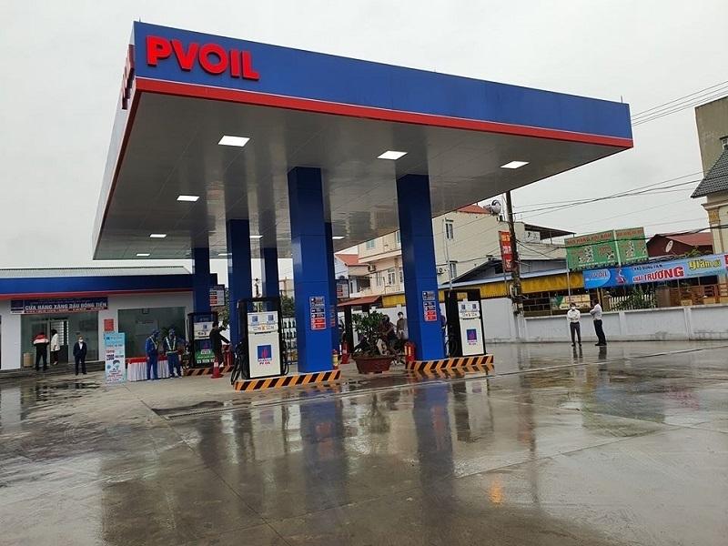 PVOIL thoái toàn bộ vốn tại Công ty CP Dầu khí Dương Đông Kiên Giang