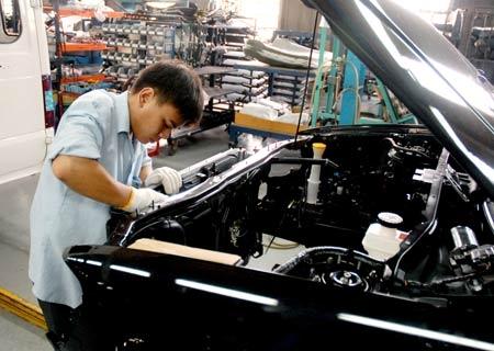 Việt Nam chậm phát triển công nghiệp hỗ trợ
