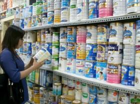 Sữa ngoại tăng giá vẫn bán chạy!