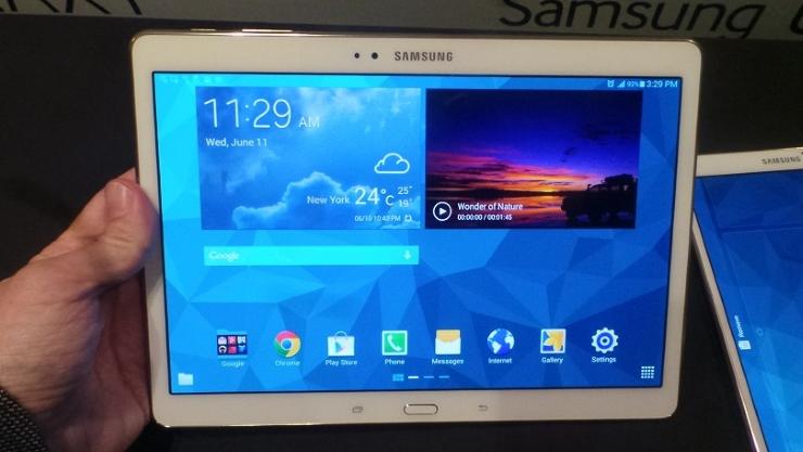 Galaxy Tab S khuyến mãi đến 19,5 triệu đồng