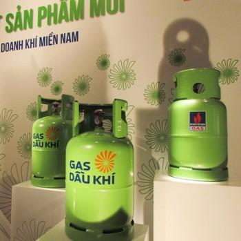 """PV Gas South ra mắt bình gas nhãn hiệu """"GAS DẦU KHÍ"""""""