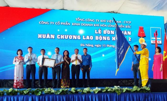pv gas north doanh nghiep vi cong dong