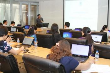 PV GAS tổ chức khóa học về an toàn công nghệ thông tin